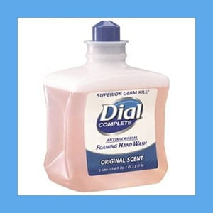 Dial Complete Original Antimicrobial Foaming Hand Wash