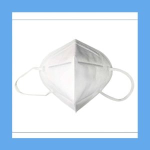 KN95 Masks Particulate Respirator White – Pack of 10