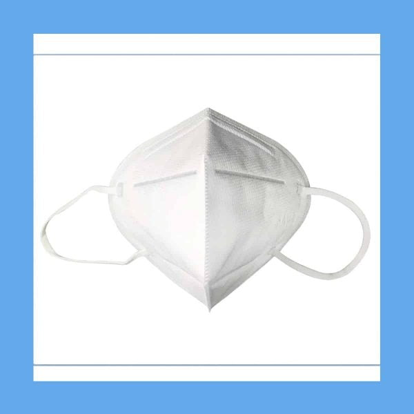 KN95 Masks Particulate Respirator White - Pack of 10