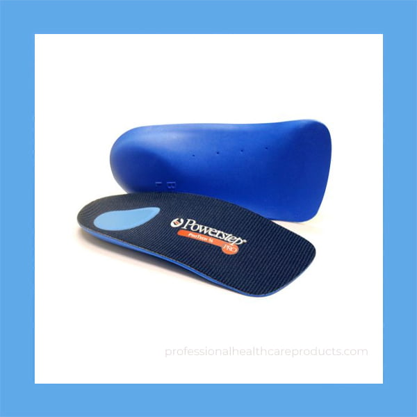 Powerstep Protech 3/4 Insoles