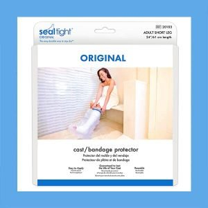 Seal Tight Waterproof and #1 Best Knee Cast and Bandage Protector for Shower