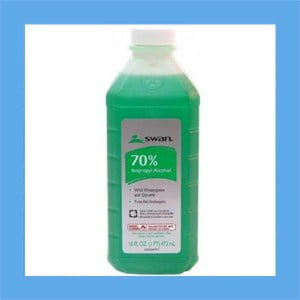 Alcohol Wintergreen, 70% Isopropyl , 1 Pint
