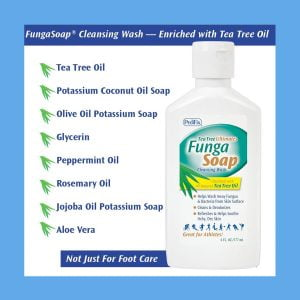 Powerful Tea Tree Soap Ultimate FungaSoap 6oz