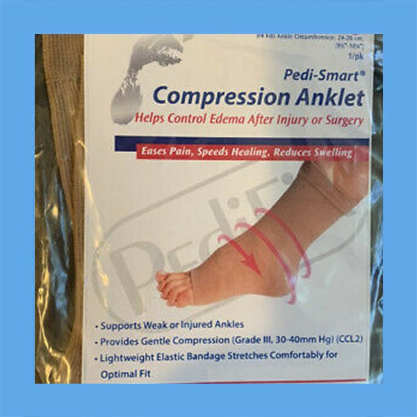 Pedifix Compression Ankle Socks