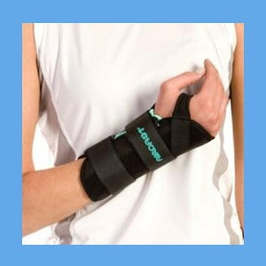 Aircast A2 Best Wrist Brace for Carpal Tunnel and More