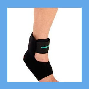 Aircast #1 AirHeel Great Ankle Support