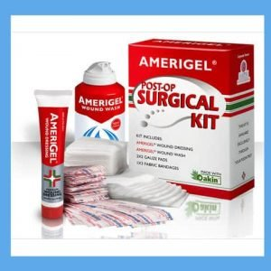 AmeriGel Post-Op Surgical Kit