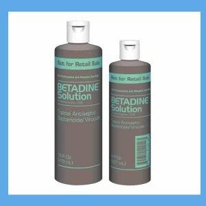 Betadine Solution, 1 Pint