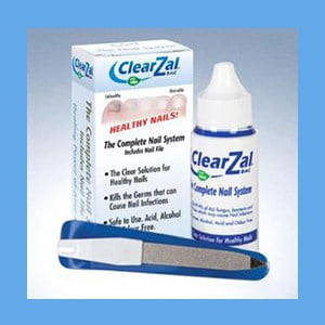 ClearZal Nail System