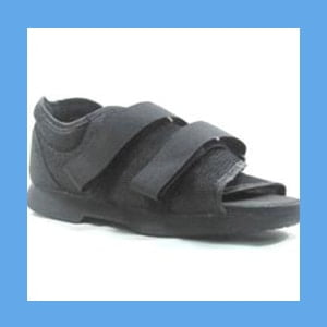 Mesh Top Comfortable Post Op Surgical Shoe #1 Best Seller