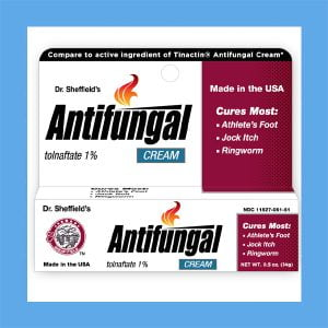 Best Selling 1% Tolnaftate Antifungal Cream