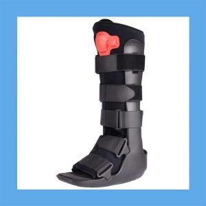 Procare Walking Boot XcelTrax Air Walker – Strong High Top Rated #1