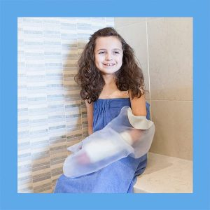 Seal Tight Pediatric Arm Cast and Bandage Protector