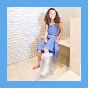 Seal Tight Pediatric Leg Cast and Bandage Protector