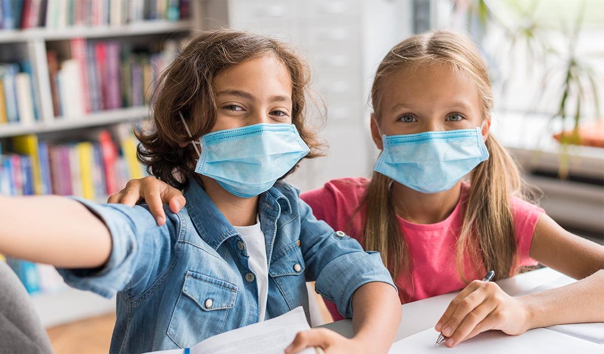 best face masks for children