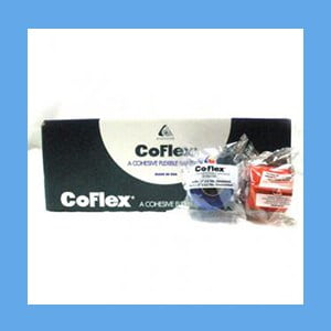 CoFlex Bandage Assorted Color Pack 1″