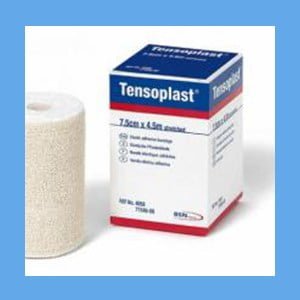 Tensoplast Elastic Tape 2 x 5 Yards, 1 Roll