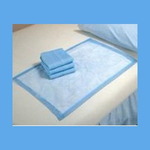 Dynarex Underpads Poly-Back, 2ply Tissue Fill 23″x36″ 150 Per Case