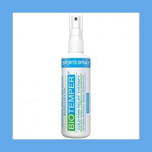 (Compare to Biofreeze Spray) BioTemper Deep Penetrating Pain Relief Spray 4 Oz. Super Effective