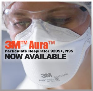 3m 9205 mask available