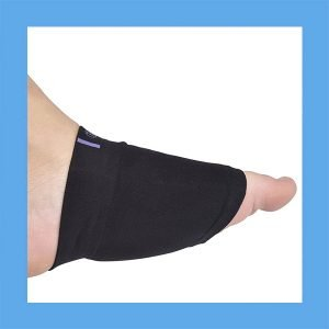Silipos Active Plantar Fasciitis Gel Arch Sleeves Great Fit Universal Size #1 in Class